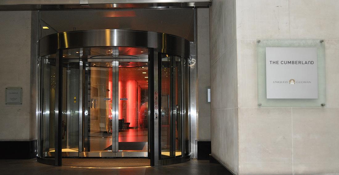 Cumberland Hotel London