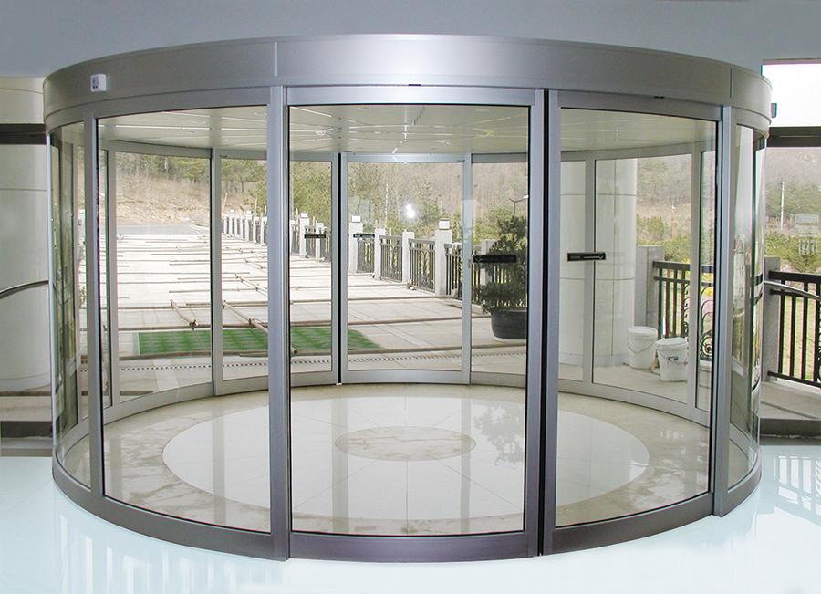 EA Circle Sliding Doors