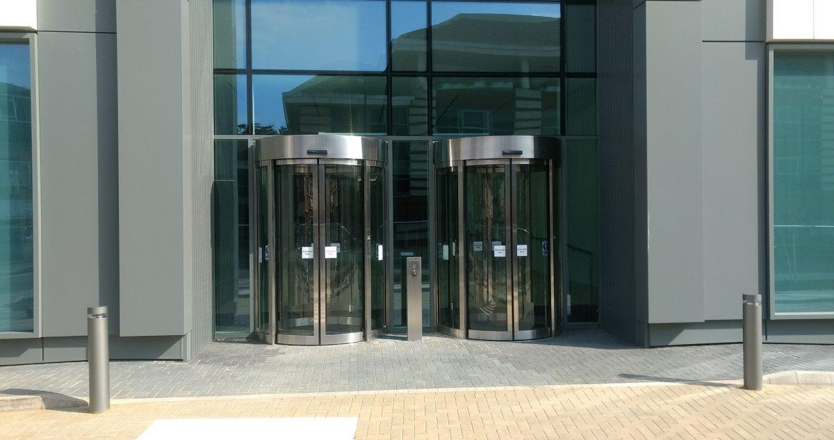 Curved Sliding Doors Revolving Door Company
